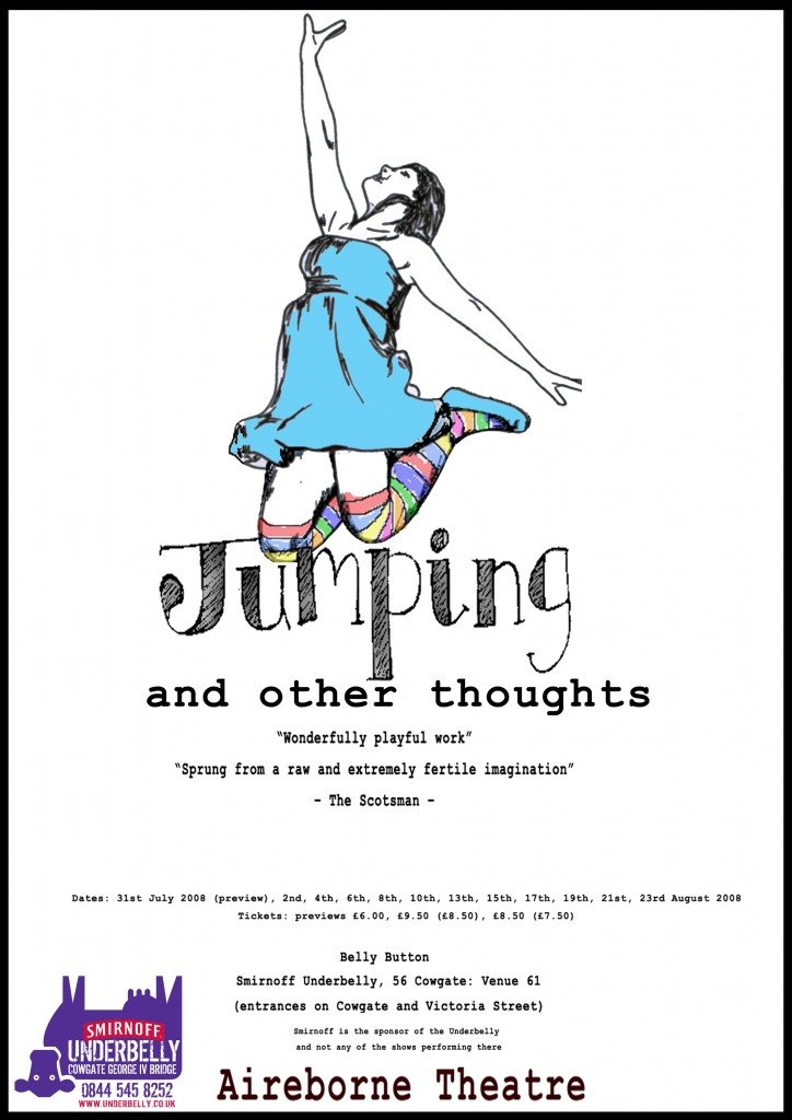 Jumping and Other Thoughts