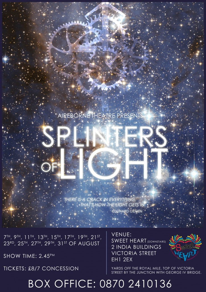 Splinters of Light poster