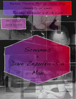 sirnames poster