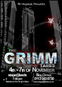 Grimm Tales theatre production