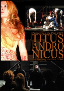 Theatre Studies production 2009 PTP2